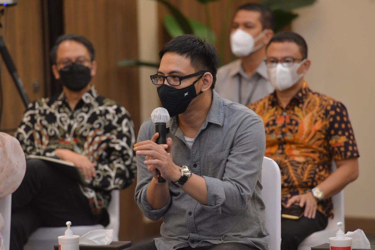 Audiensi Musisi Indonesia: Mencari Solusi Konstruktif ...